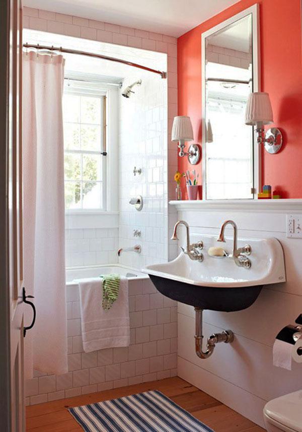 30 Small and Functional Bathroom Design Ideas For Cozy Homes on Small:tyud1Zhh6Eq= Bathroom Remodel Ideas  id=22825