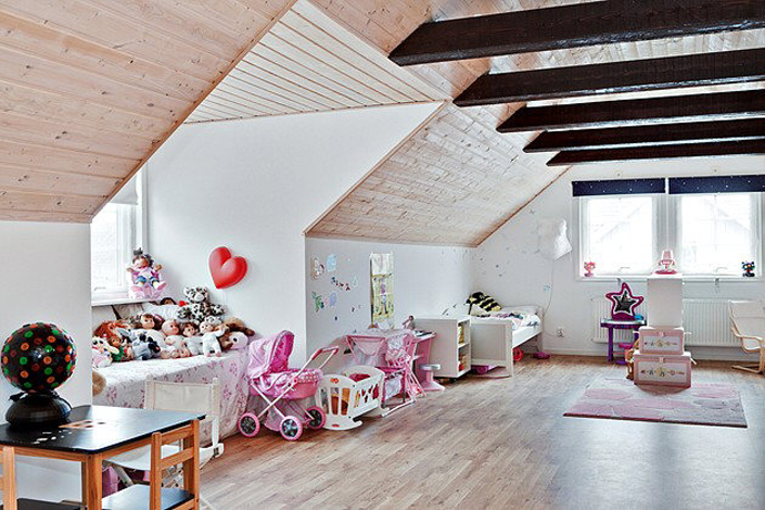 45 Vibrant and Lovely Kids Bedroom Designs
