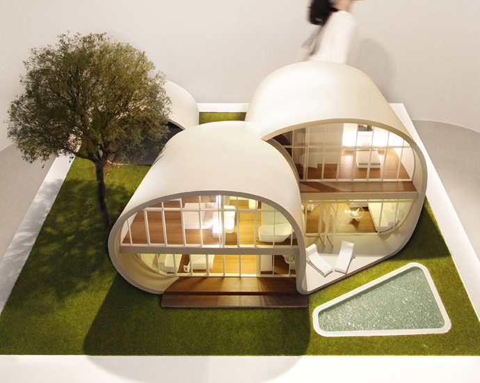 High-end Residence by Planning Korea
