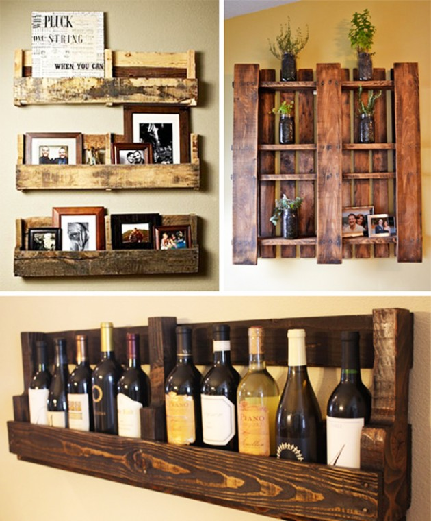 35 Creative Ways To Recycle Wooden Pallets