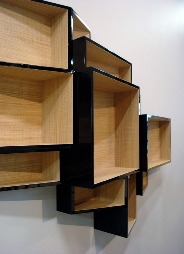 Storage Unit Combining Functionality and Elegance by Designer Ka-Lai Chan