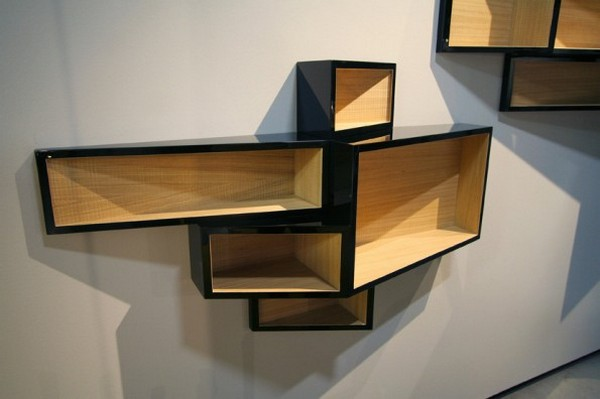 Storage Unit Combining Functionality and Elegance by Designer Ka Lai Chan