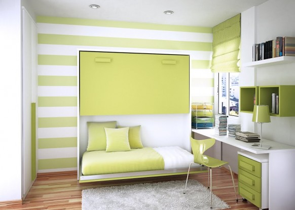 Space Saving Ideas for Small Kids Rooms