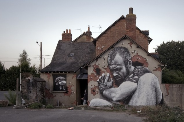 100 of the most beloved Street Art Photos in 2012 Part 2