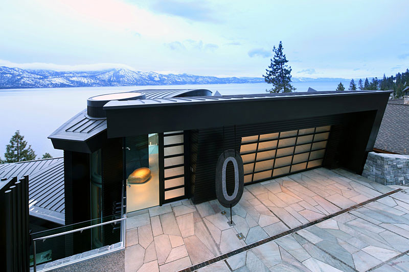 43 Million Lake House In Lake Tahoe By Mark Dziewulski