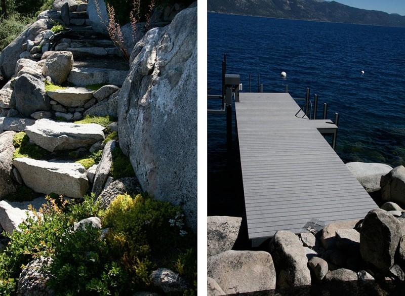 $43 Million Lake House In Lake Tahoe By Mark Dziewulski Architect