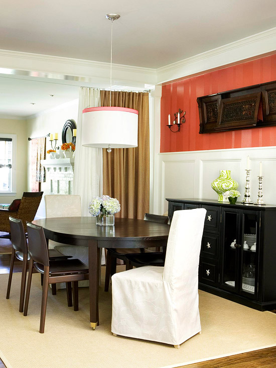 ... Examples Of Dining Rooms In Small Spaces ...