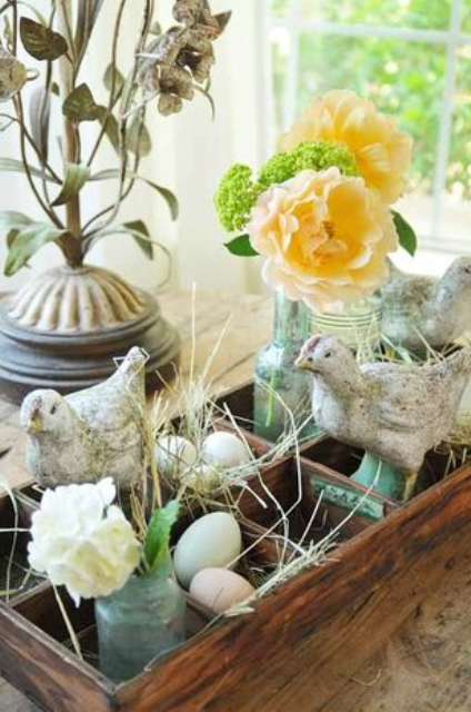 29 Ideas For Rustic Easter D 233 Cor