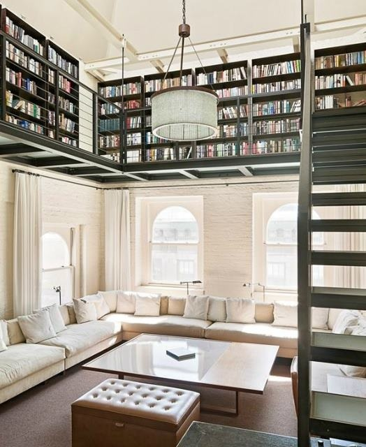 50 super ideas for your home library - Home Library Design Ideas