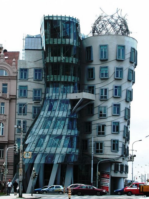 10 Most Bizzare & Strange Buildings