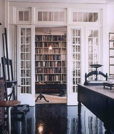 Groovy Super Ideas For Your Home Library Largest Home Design Picture Inspirations Pitcheantrous