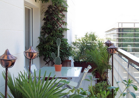 25 Balcony ideas: Its spring, enjoy the fresh air.