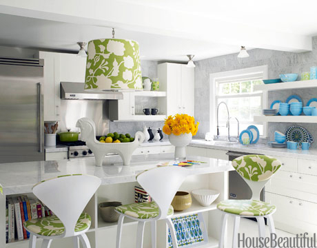 8 spring colors for your kitchen refreshment