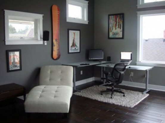32 Minimalist Home Offices: The Most Modern, Artistic And Stylish You'll Ever Seen.