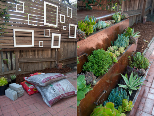 DIY: Make a small home garden from an old dresser ...