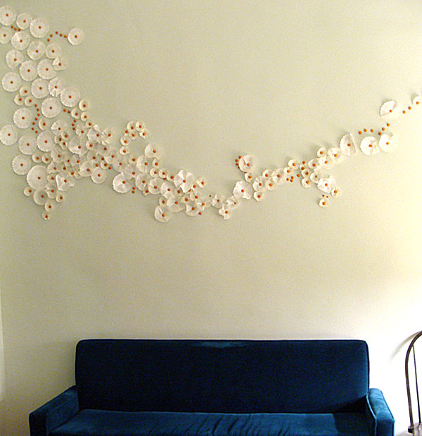 Simple Bedroom Wall Decor : Diy easy and impressive wall art ideas