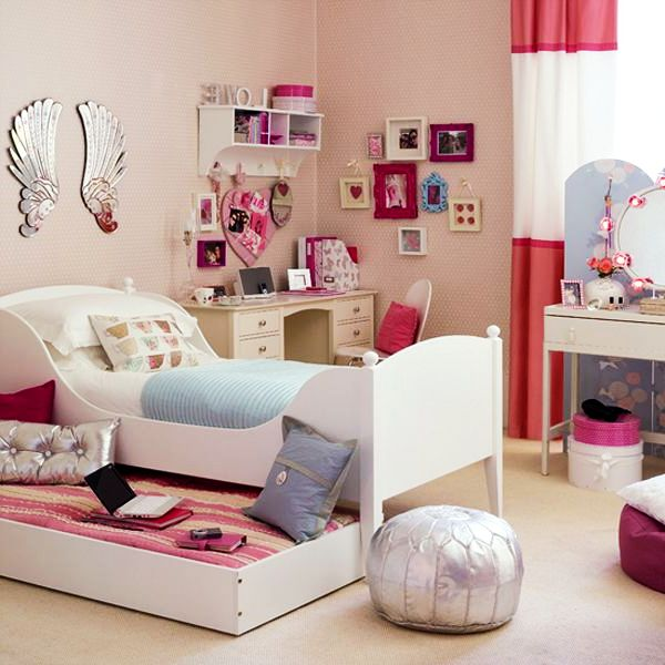 55 Motivational Ideas For Design Of Teenage Girls Rooms on Teenage Rooms For Girls  id=12247