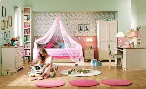 55 Motivational Ideas For Design Of Teenage Girls Rooms & Motivational Ideas For Design Of Teenage Girls Rooms