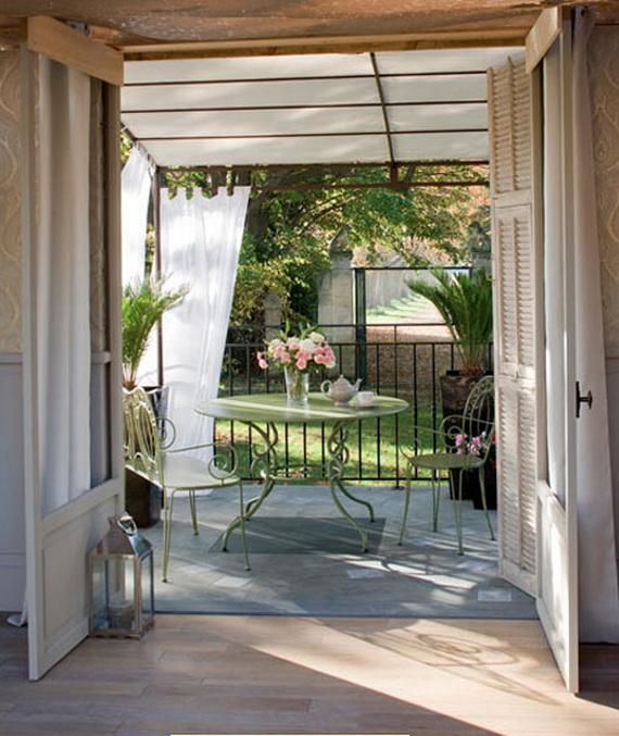 25 Balcony ideas: It's spring, enjoy the fresh air.