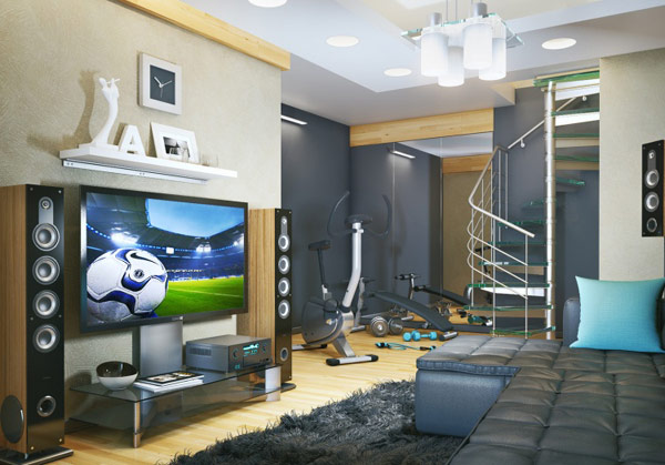 12 Teen room Ideas By Eugene Zhdanov
