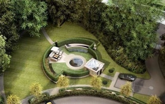Super Luxury Subterranean Mansion @ Bowdon, England