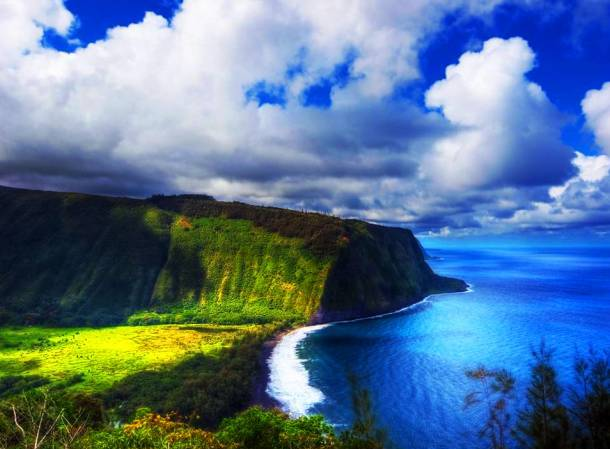 25 Jaw Dropping Hawaiian Landscapes
