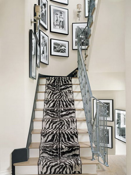 10 Ideas Of Black And White Hallways Entries As A Good