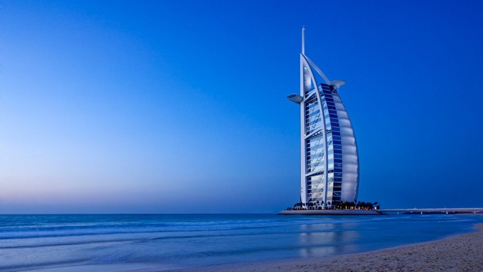 Luxury hotels that offer the sweetest escape in dubai Burj al arab architecture