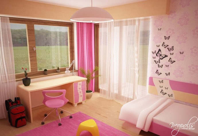 60 Original Children's Bedroom Design Showcasing Vibrant Colors