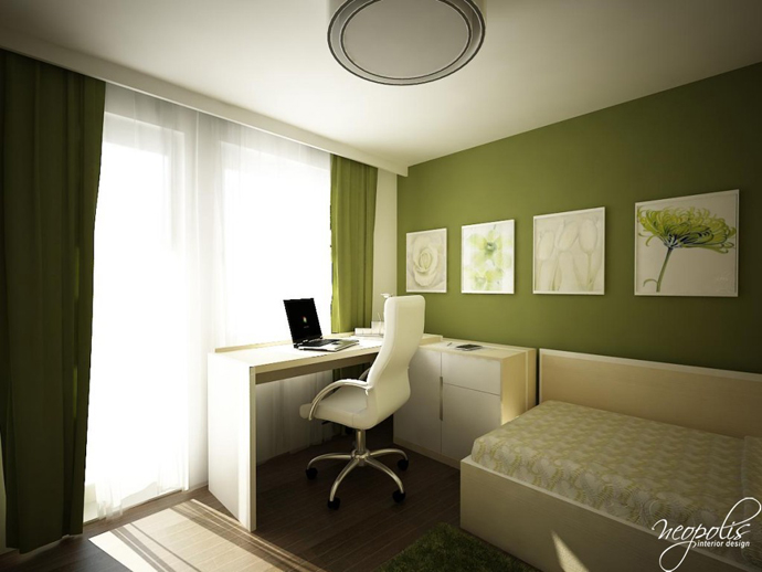 60 Original Children's Bedroom Design Showcasing Vibrant Colors