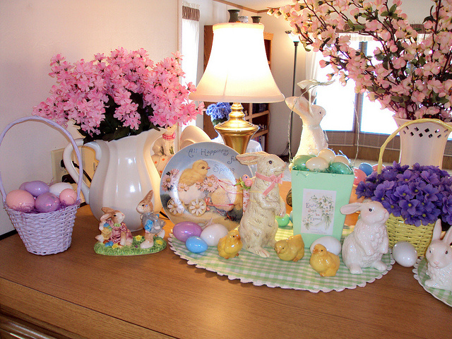 8 easter house decorations Decorations for the home