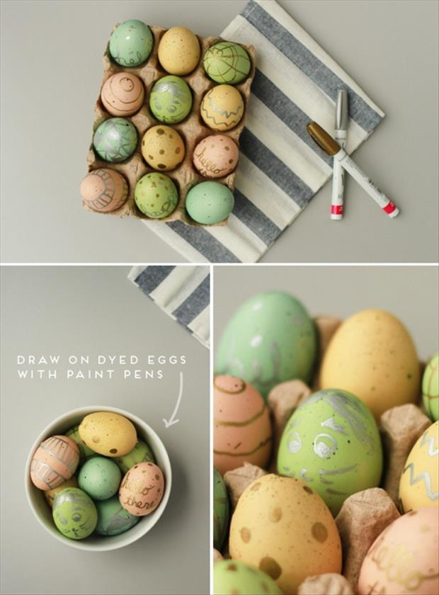22 Do It Yourself Easter Craft Ideas
