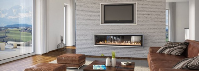 30 Modern Gas Fireplaces Ideas from Escea