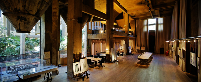A Former Cement Factory   The New Workspace and Residence of Ricardo Bofill