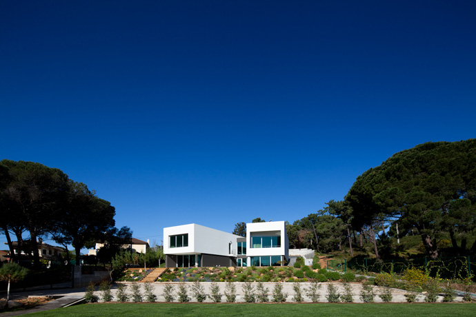 Godiva House by Empty Space Architecture, Portugal