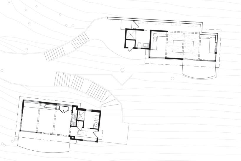 Feldman Architecture, Mill Valley Cabins in San Francisco