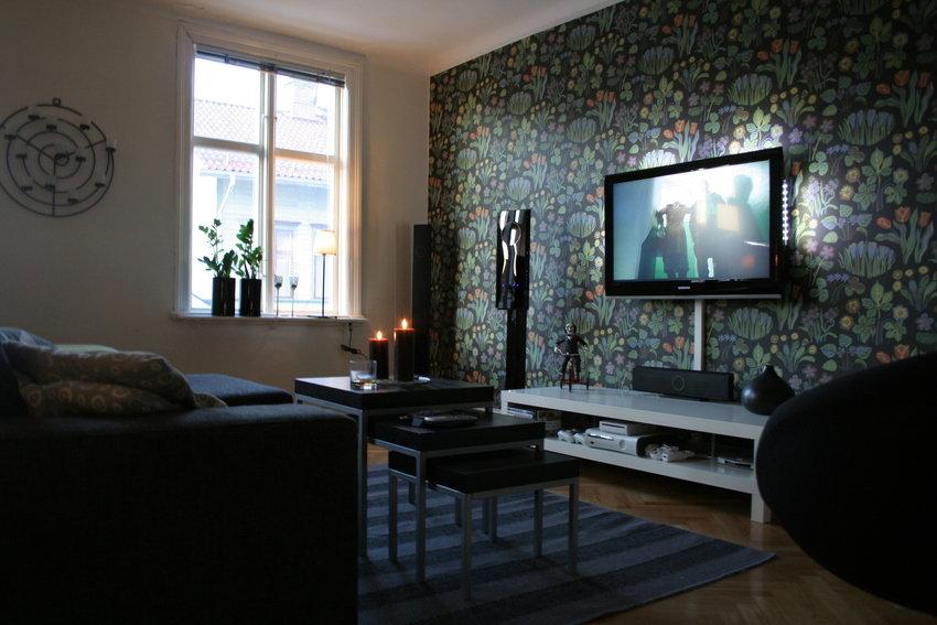 Timeless Modern Living Room