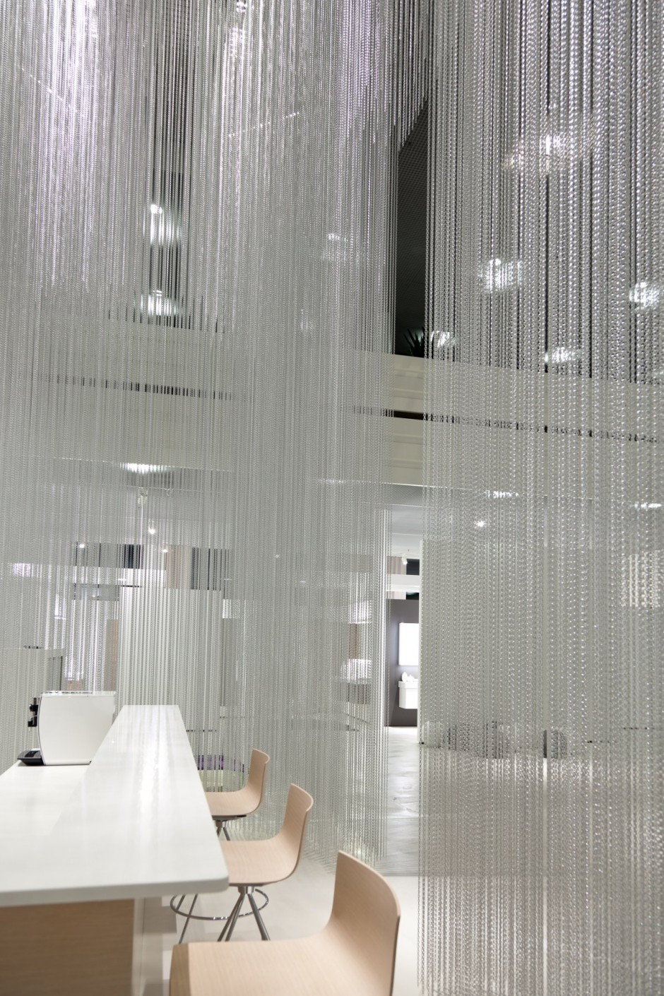 Rain like curtains by KriskaDECOR