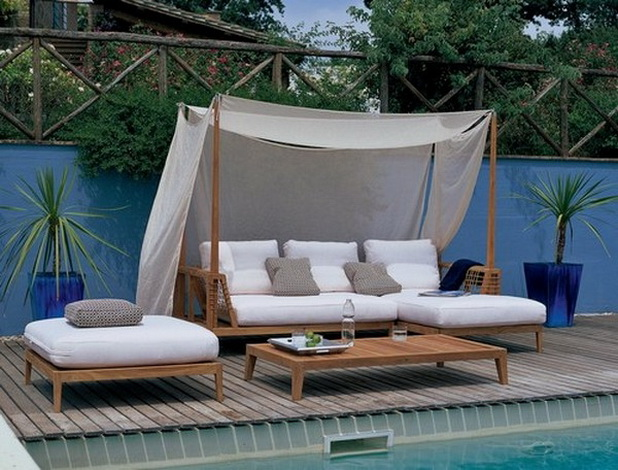 Diy Patio Day Bed Outdoor Daybed