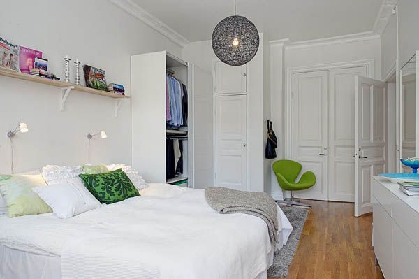 for today we gathered 30 photos of small bedroom interiors each of