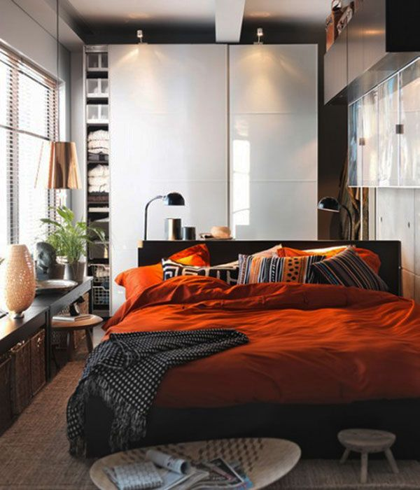 20 Best Small Modern Bedroom Ideas: 40 Design Ideas To Make Your Small Bedroom Look Bigger
