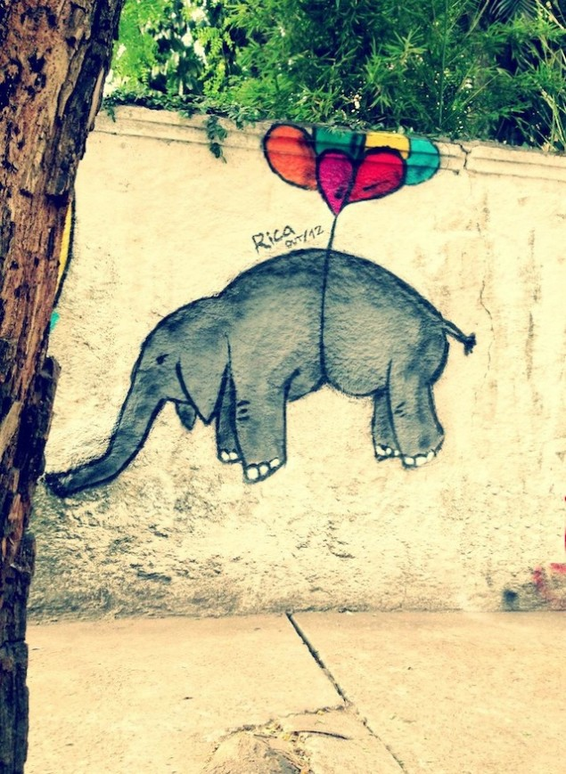 100 of the most beloved Street Art Photos in 2012 - Part 1