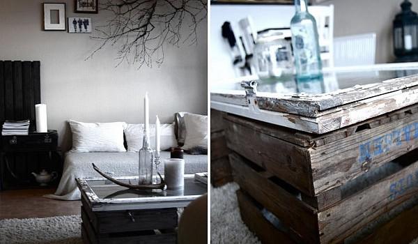 Furniture Re-purposing Ideas