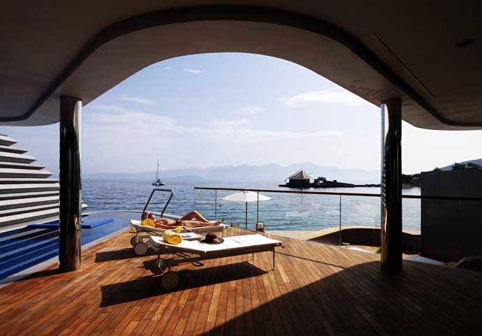 Bungalows and Yachting Club Villas at Elounda Beach, Crete