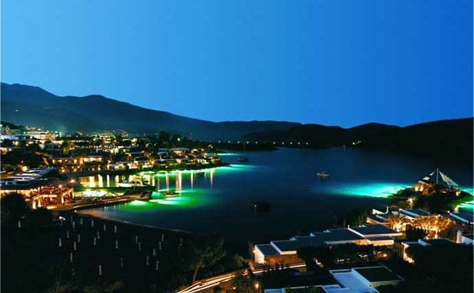 Bungalows and Yachting Club Villas at Elounda Beach, Crete