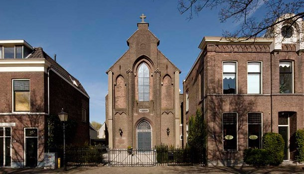 Churches Converted Into Stylish Homes