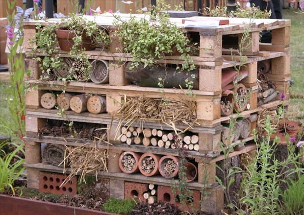 Molto 13 idee per riciclare i bancali in legno | Fai da Te Creativo JX06