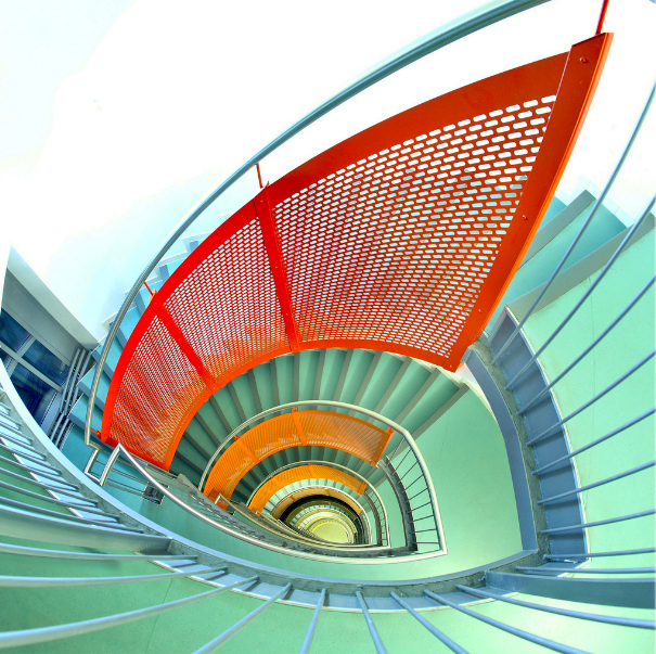 14 Incredible Stair Photography by Nils Eisfelnt