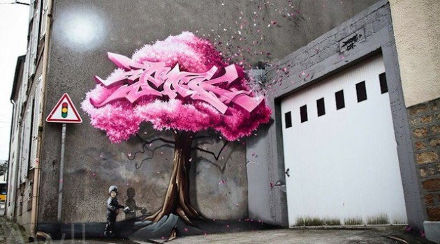 100 of the most beloved Street Art Photos in 2012 – Part 2