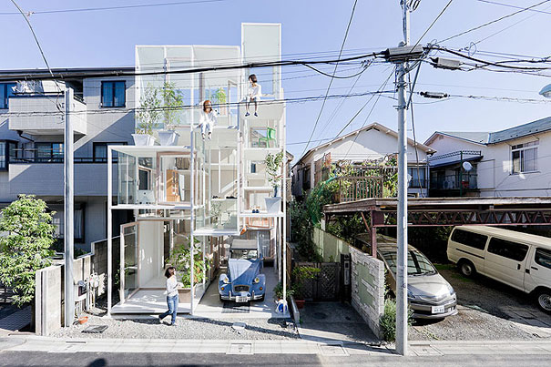 10 Of the Strangest Homes In the World